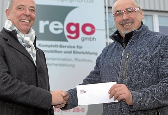 rego Spendenaktion 2017